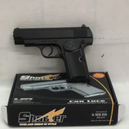 Пистолет металл M17