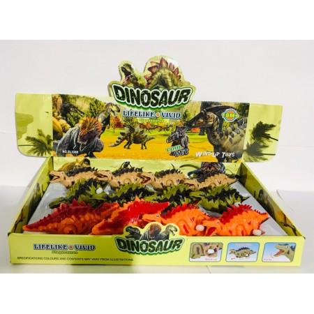 Динозавры Заводные 3388