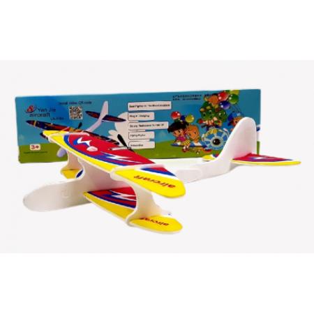 Самолет на аккумуляторе USB