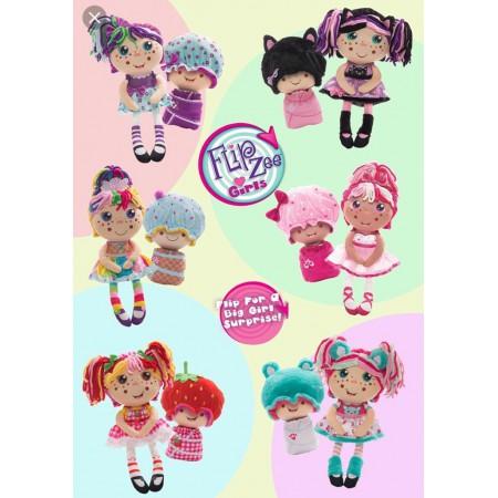 Кукла-Вывернушка 309-50