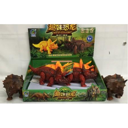 Динозавры 6 шт. 189