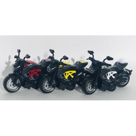 Мотоцикл (свет/звук) MY66-M2216