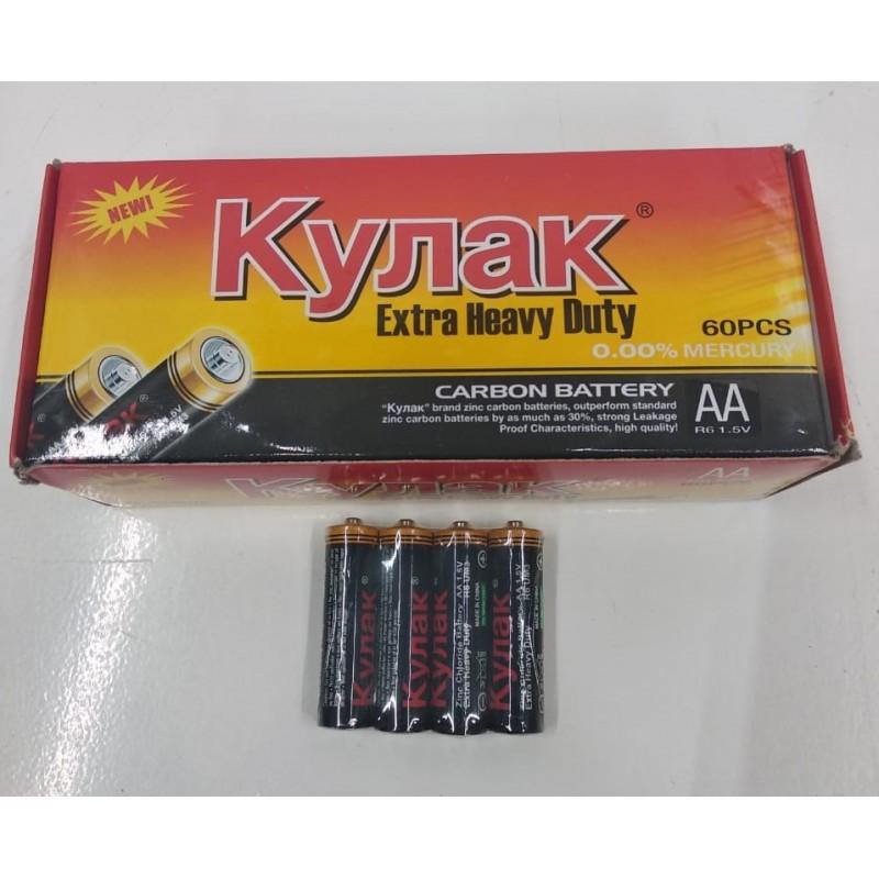 Батарейки пальчиковые 60 шт. KYNARR6