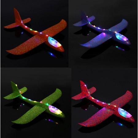 Самолет Планер (свет по корпусу) 2126