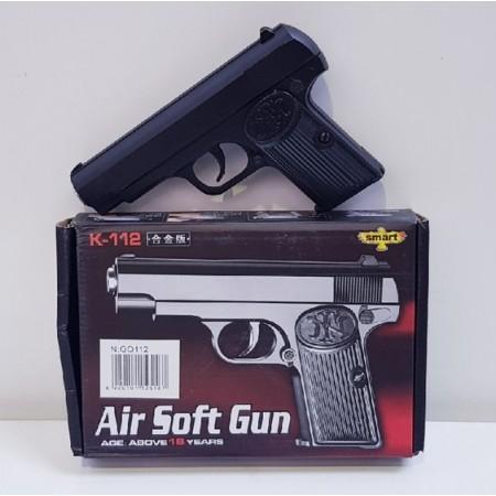 Пистолет Металл QQ112
