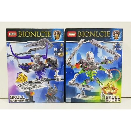Конструктор Бионикл 6014-6015