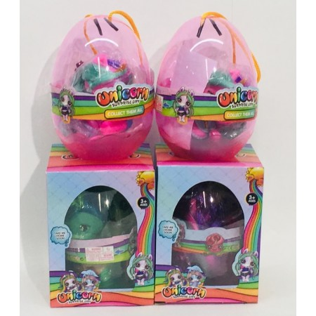 Единорог в яйце YX018-4