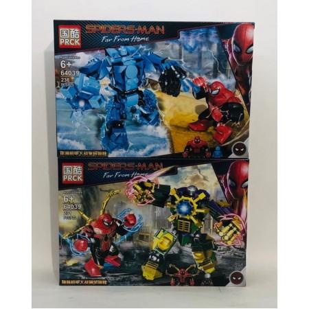 Конструктор Человек-Паук 238 дет. 64039