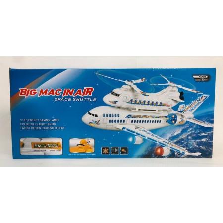 Самолет  (свет/звук) 20611C