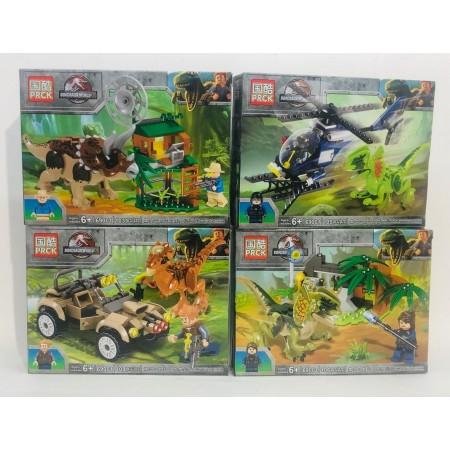 Конструктор Динозавры 69001