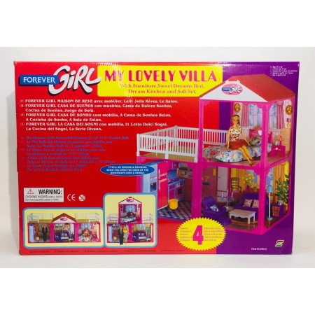 Дом Для Куклы 6982B