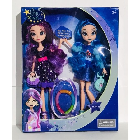 Куклы Набор Шарнир BLD093-4