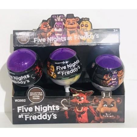 Freddys в шаре 3 шт. W2002