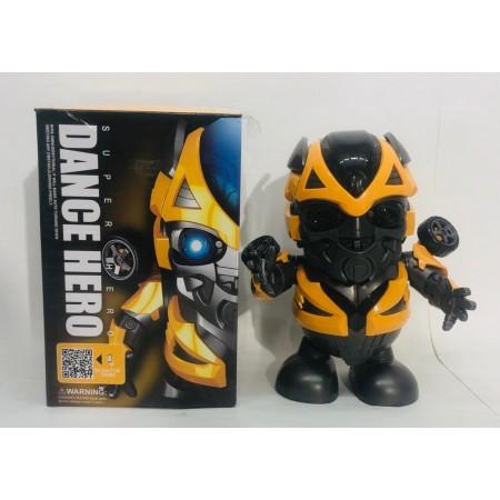 Робот (движение/свет/звук) LD-155B