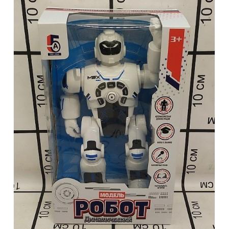 Робот (свет/звук) 5A-419E