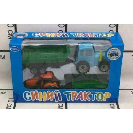 Синий Трактор EN2005