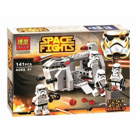 Конструктор Звездные Воины 141 дет. 10365