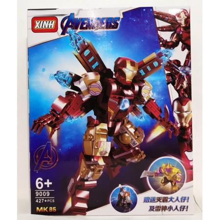Конструктор Железный Человек 427 дет. 9009