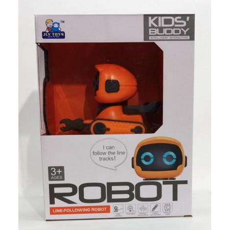 Индуктивный Робот (ездит по линии) 621-1