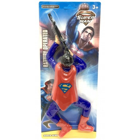 Супермен (движение/звук) 9025