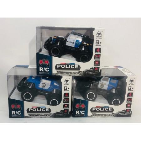 Машинка Полиция на р/у 6146MKL