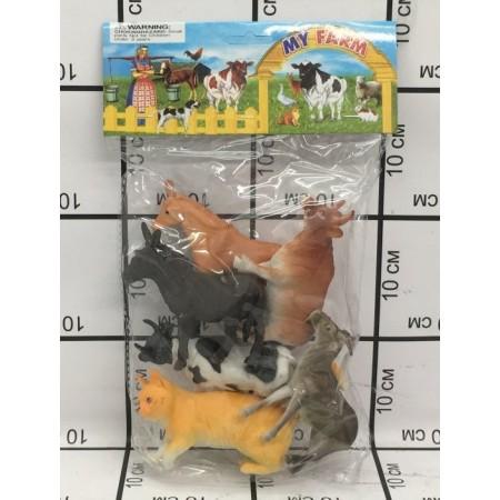 Домашние Животные Набор N588-7