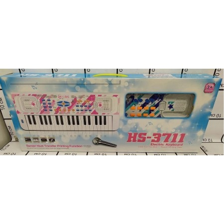 Синтезатор (свет/звук)  HS-3711B-1