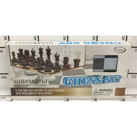 Шахматы/Шашки/Нарды 3в1 3139