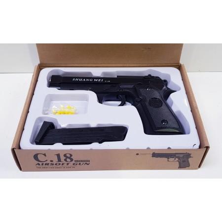 Пистолет Металл С18