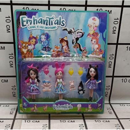 Enchantimals (Зачарованные) Набор 21604