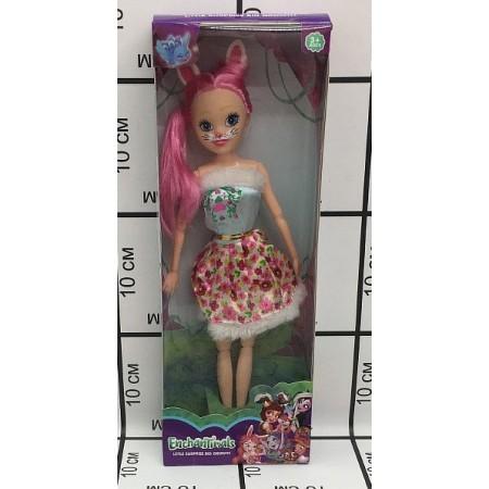 Кукла Зачарованные Шарнир 5 видов 852
