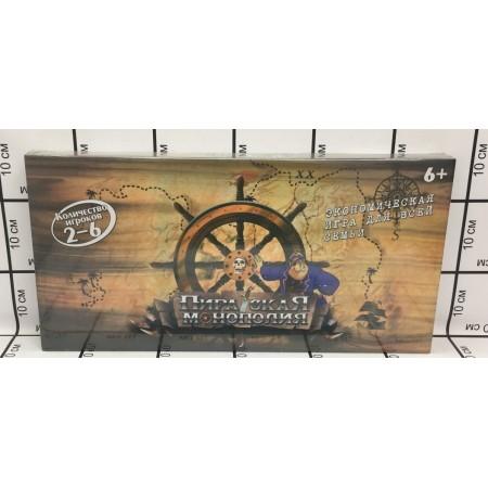 Игра Пиратская Монополия 0134R-3