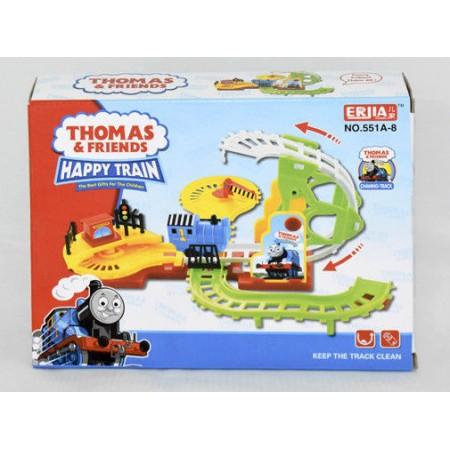 Железная Дорога Томас 551A-8