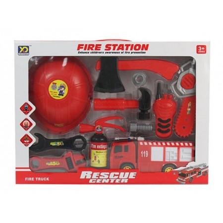 Набор Пожарного 828-2А