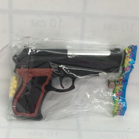 Пистолет с Пульками 208