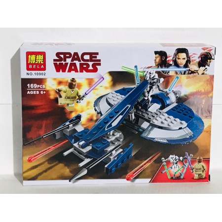 Конструктор Звездные Воины 169 дет. 10902