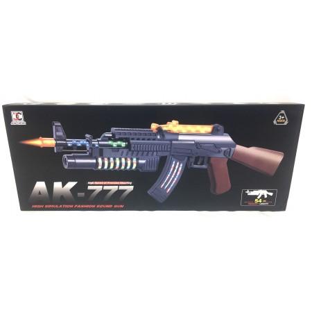Автомат (свет/звук) AK-777