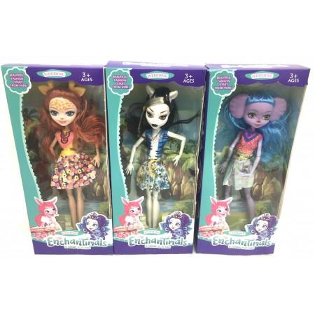 Кукла Зачарованные Шарнир RR-S701