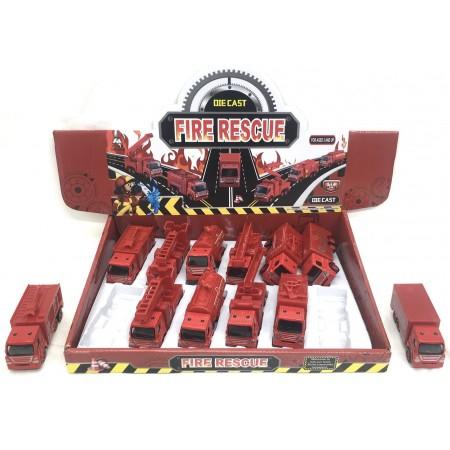 Пожарные Машинки 12 шт. HS-303E