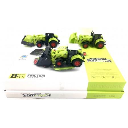 Трактор 8 шт. 706-24