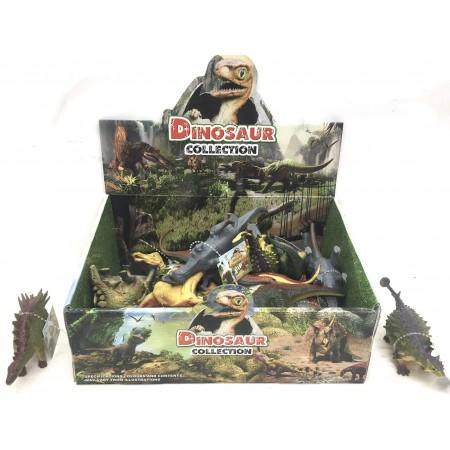 Динозавры 16 шт. 929-16