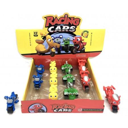 Мультгерои racing cars 12 шт. 111-4