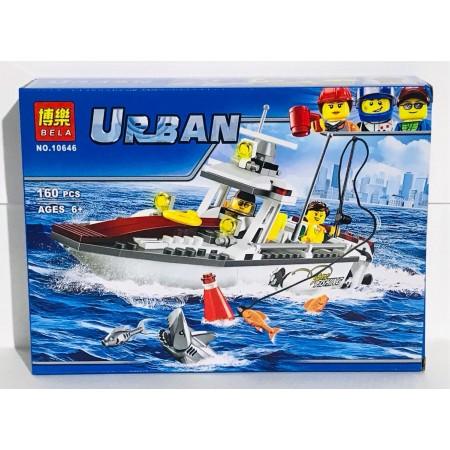 Конструктор Urban 160 дет. 10646