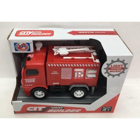 Пожарная Машина (свет/звук) 998-45E3