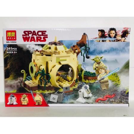 Конструктор Звездные Воины 241 дет. 10904