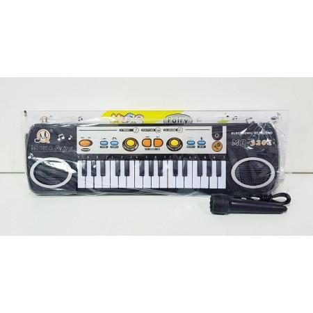 Синтезатор с Микрофоном MQ-3201