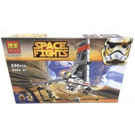 Конструктор Звездные Воины 246 дет. 10372