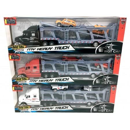 Автовоз с Машинками 2218-6A
