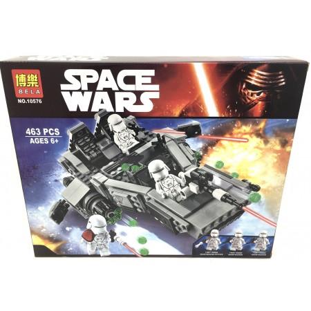 Конструктор Звездные Воины 463 дет. 10576