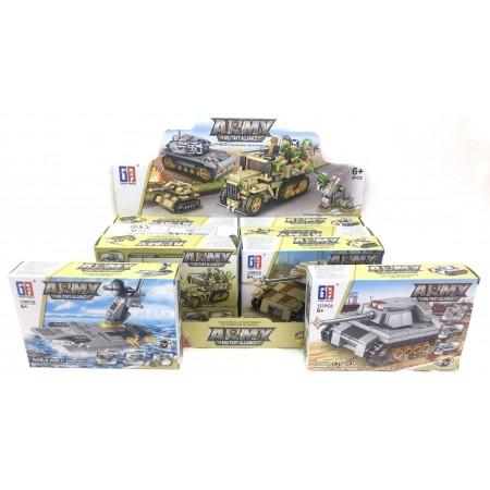 Конструктор Армия 8 шт. 123-343-351